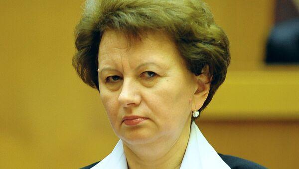 Премьер Молдавии Зинаида Гречаная подает в отставку