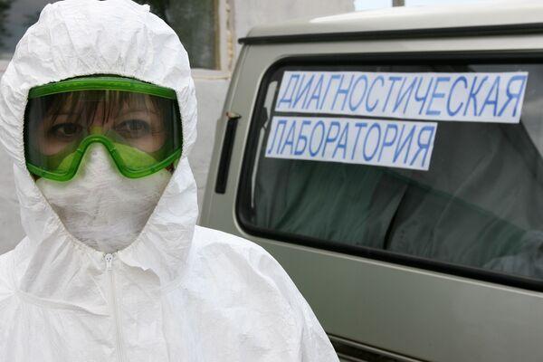 В России на сегодняшний день предпринимаются все меры, чтобы не допустить массового распространения вируса гриппа А/H1N1
