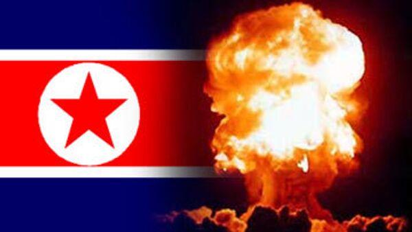 Ядерные испытания в Северной Корее