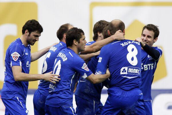 Динамо проведет ответный матч с Селтиком за выход в плей-офф ЛЧ