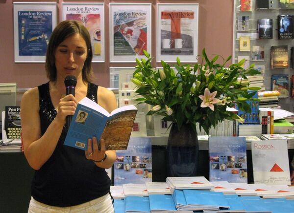 Лауреат литературной премии Rossica Translation Prize