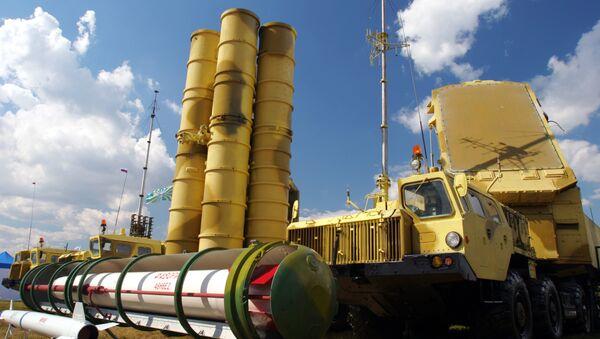 Зенитная ракетная система С-300 ПМУ2 (Фаворит). Архив