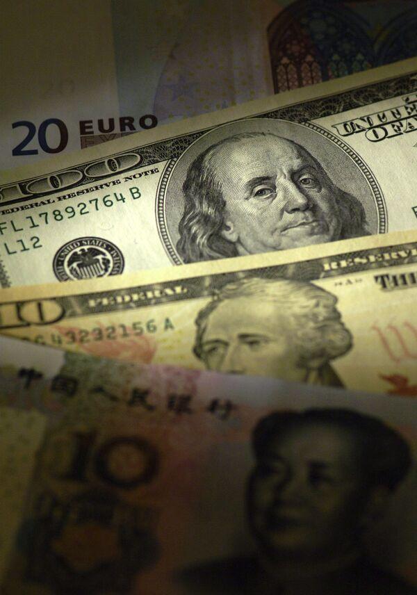 Позициям доллара как резервной валюте ничего не угрожает - Зеллик