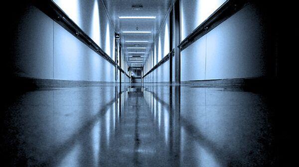 Пустой коридор