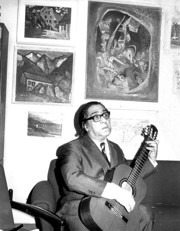 Георгий Костаки