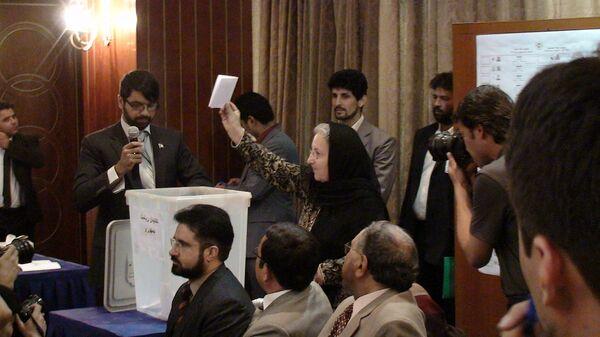 Выборы в Афганистане. Архив