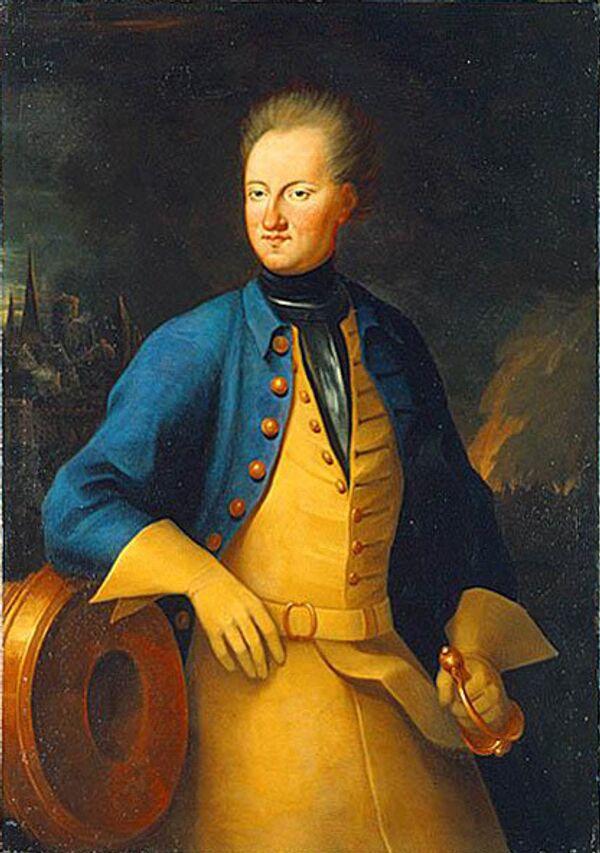 Карл ХII король Швеции