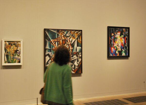Лондонская галерея Tate Modern реконструирует первую выставку футуризма 1912 года