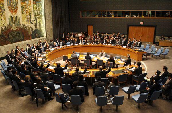 Совет Безопансоти ООН принял резолюцию с новыми санкциями против КНДР