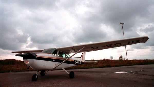 Самолет Сессна. Архив