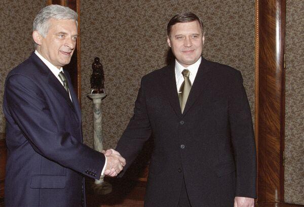 Грызлов пригласил председателя Европарламента Бузека посетить Москву