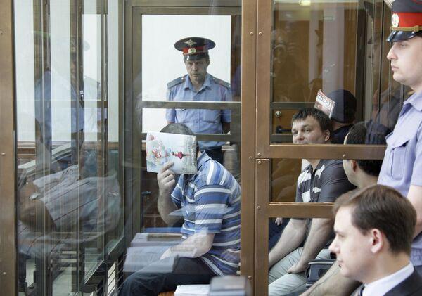 Предварительные слушания по делу об убийстве губернатора Магаданской области Валентина Цветкова
