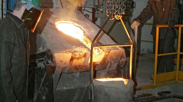 Металлургический завод. Архив