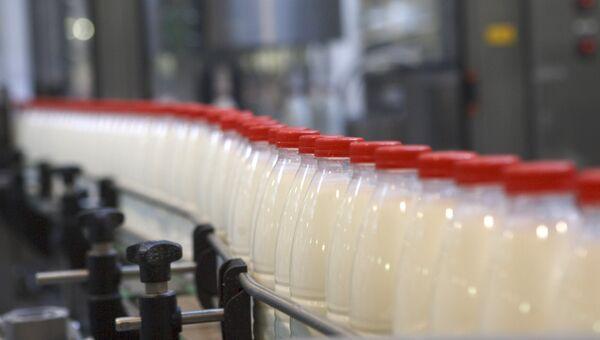 Производство молочных продуктов