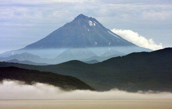 Корякский вулкан (Корякская сопка). Справка