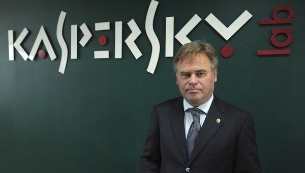 Основатель и руководитель Лаборатория Касперского Евгений Касперский, архивное фото