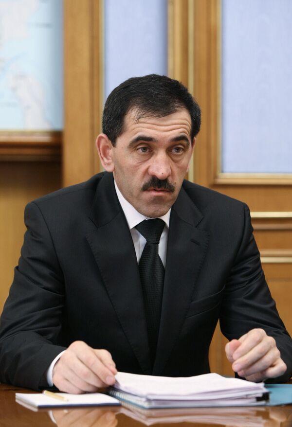 Убийцы Бостанова понесут суровое наказание - президент Ингушетии