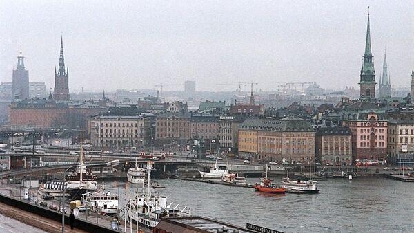 Сотни полицейских в Стокгольме обеспечат безопасность саммита РФ-ЕС