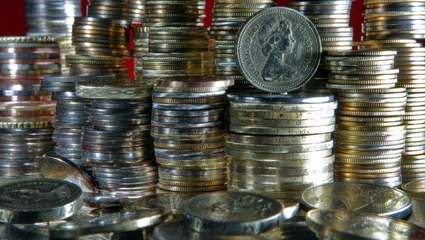 Ошибка на новой 20-пенсовой монете увеличила ее стоимость в 250 раз