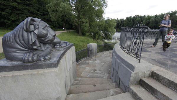 Природно-исторический парк Кузьминки-Люблино. Архив