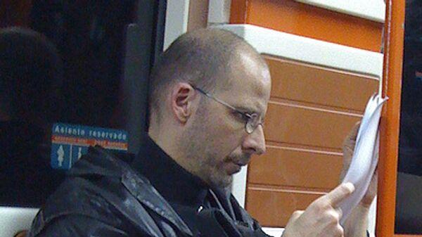 Президент и генеральный директор американской компании Apple Стив Джобс. Архив