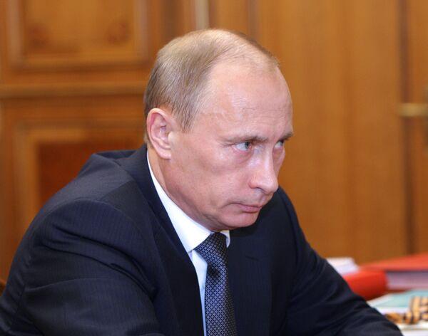 Путин проведет в Краснодаре совещание по уборке зерна