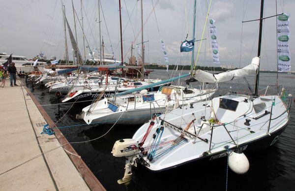 Выставка яхт пройдет, несмотря на следствие в яхт-клубе Буревестник