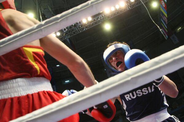 Первый день ЧМ по боксу получился для России нервным - Валерий Рачков