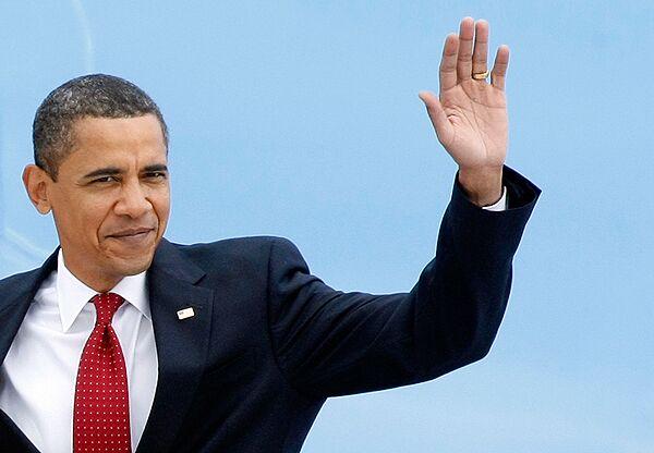 Белый дом подтвердил участие Обамы в саммите по климату