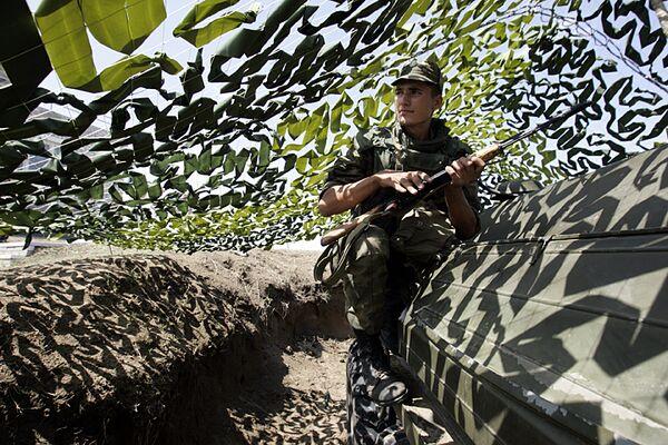 Бишкек предлагает разместить новую базу РФ ближе к южным границам