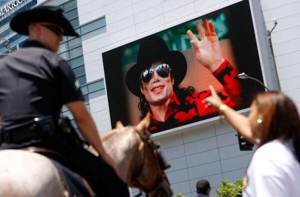 Майкл Джексон для видео-слайд шоу  20