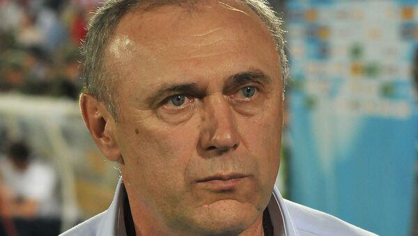 Экс-тренер российской сборной Олег Долматов. Архивное фото