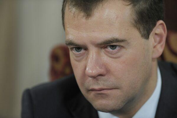 На развитие нанотехнологий в России до 2015 года будет выделено 318 млрд руб - Медведев