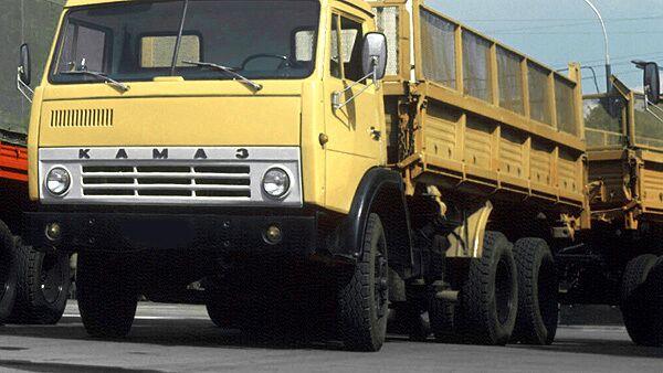 КАМАЗ за январь-апрель увеличил выпуск грузовиков и шасси на 28%