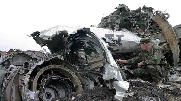 На борту разбившегося под Минском самолета находились пять человек