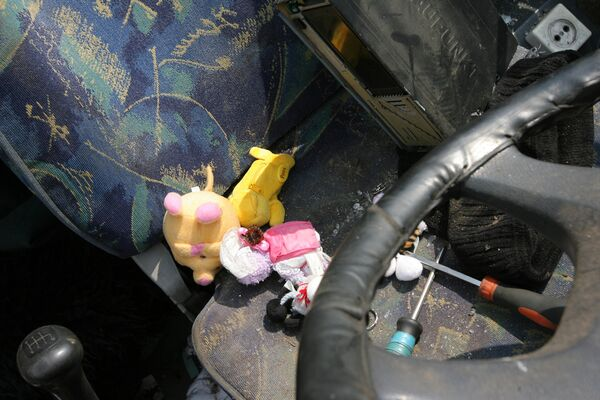 Крупная автокатастрофа произошла с пассажирским автобусом маршрута Томск-Яровое