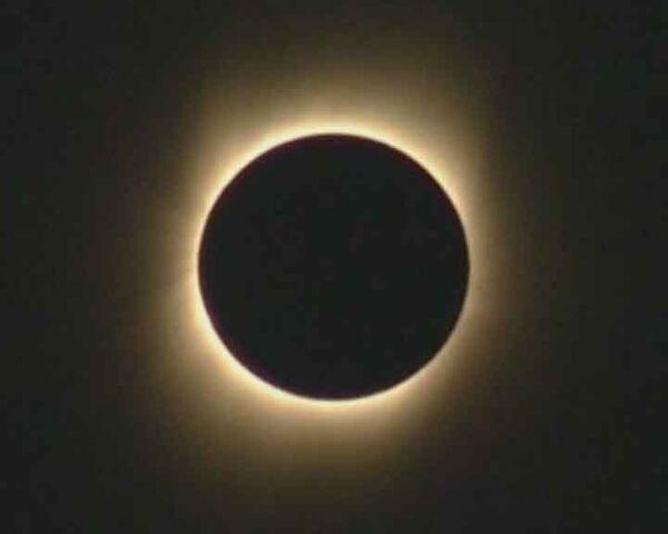 Самое продолжительное солнечное затмение XXI века наблюдали жители Азии