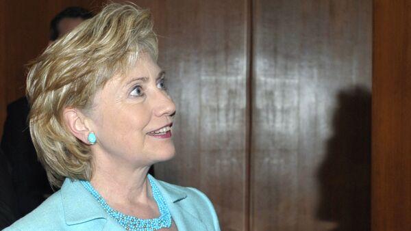 Госсекретарь США Хиллари Клинтон характеризует прошедшие переговоры в Женеве по иранской проблеме как продуктивные, но пока отказывается давать оценку достигнутым результатам.