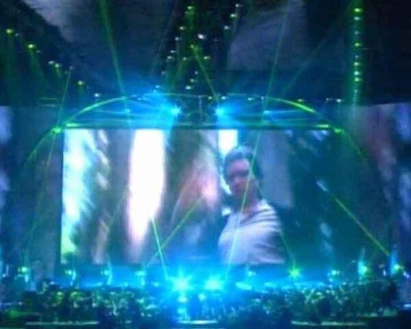 Грандиозное музыкальное шоу создали по мотивам фильма Звездные войны