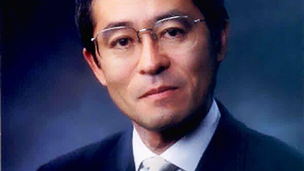 Чрезвычайный и полномочный посол Японии в Москве Масахару Коно