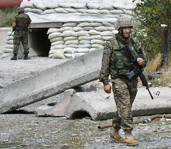 Ситуации в зоне грузино-осетинского конфликта