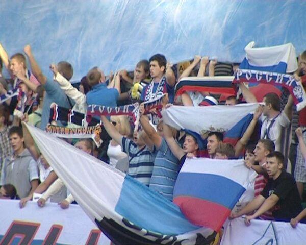 Лучшие моменты товарищеского матча Россия-Аргентина