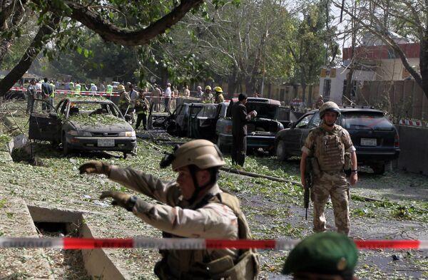 Потери британских войск в Афганистане достигли 200 человек