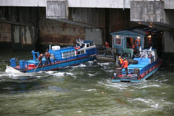 Ситуация на Саяно-Шушенской ГЭС после аварии