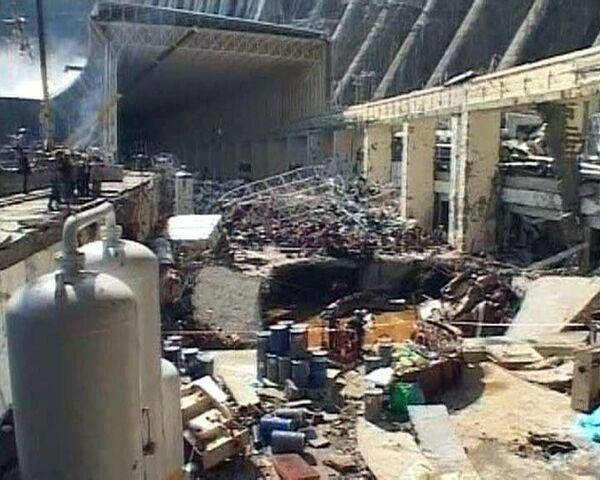 Поиск пропавших без вести в аварии на ГЭС продолжается