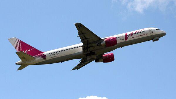 Боинг-757 авиакомпании ВИМ Авиа