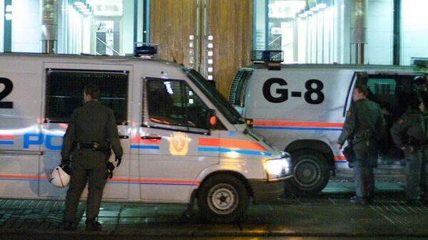 Норвежская полиция. Архив