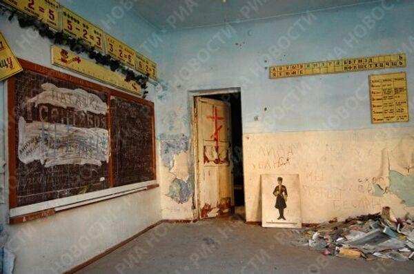 В школе №1 в Беслане
