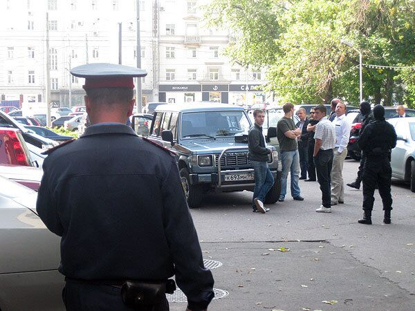 Управляющий партнер холдинга Burevestnik Group, генеральный директор ОАО Астон Мартин Москва Андрей Ломакин был задержан в среду в Москве