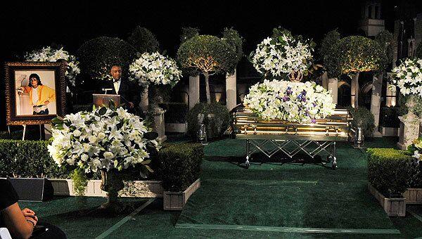 Похороны Майкла Джексона